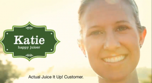 BlueC USA commercial for Juice It Up