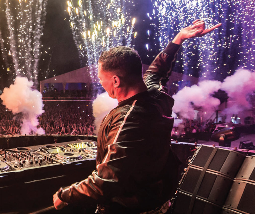 Tiesto and Audiofly team up for new audio headphone series at CES in Las Vegas